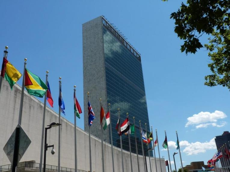 Un giovane polignanese all'ONU di New York