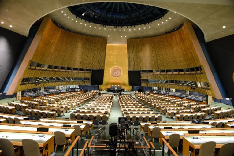 L'esperienza di Gianluca Torres all'ONU di New York